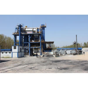 ZLB80 Asphalt recycling mixers